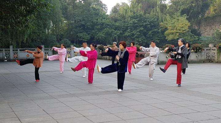 Beneficiile dovedite stiintific ale practicarii Tai Ji Quan-ului