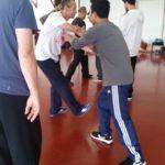 Liang De Hua - exercitii cu partener